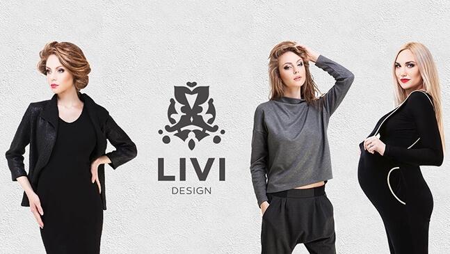 """Drabužių dizainerė LIVI Drabužių dizainerė """"LIVI"""""""