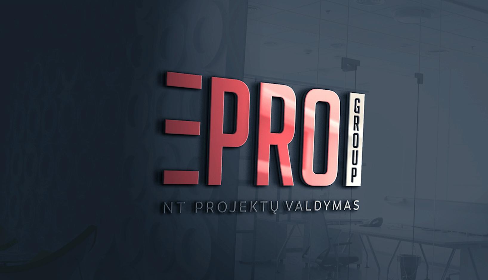 """EPRO - """"NT projektų plėtojimas didžiųjų miestų arterinėse zonose"""""""